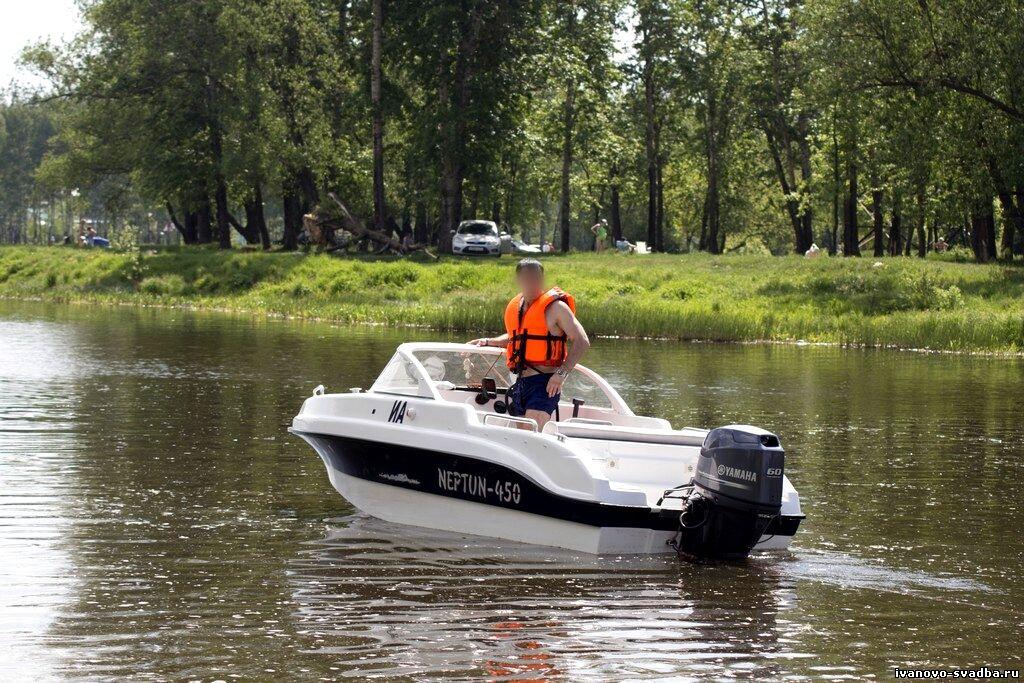 Продажа лодок нептун 450